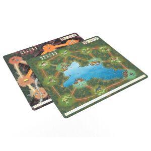 Root Playmat Mountain/Lake
