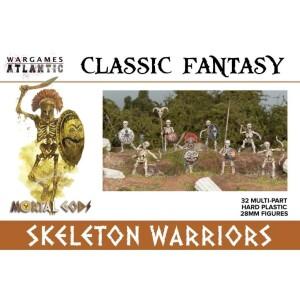Classic Fantasy Skeleton Warriors 32x