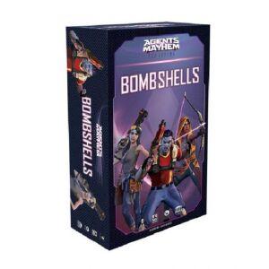 Agents of Mayhem Bombshells Expansion engl.