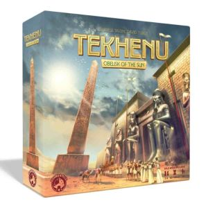 Tekhenu: Obelisk of the Sun engl.
