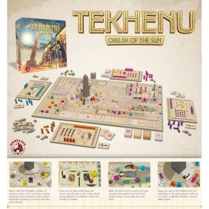 Tekhenu: Obelisk of the Sun engl.
