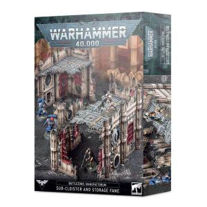 Battlezone: Manufactorum – Subkloster und...