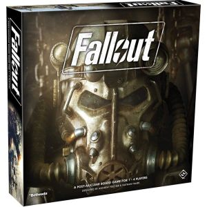 Fallout Boardgame engl.