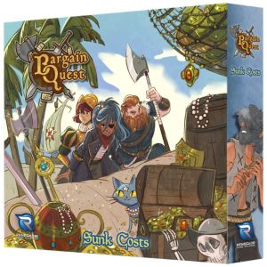 Bargain Quest - Sunk Costs Expansion engl.