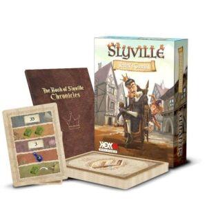 Slyville: Jesters Gambit engl.