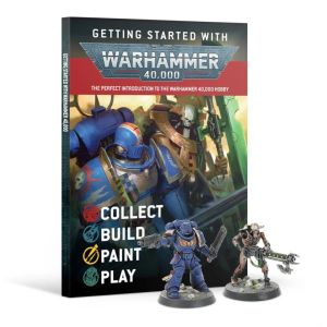 Getting Started with Warhammer 40K engl.