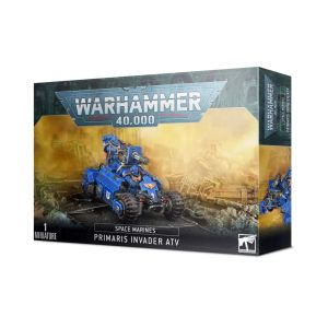 Invader-Quad der Primaris Space Marines