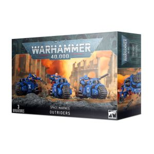Space Marines Excursoren