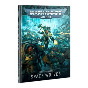 Codex Space Wolves engl.