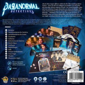 Paranormal Detectives deutsch