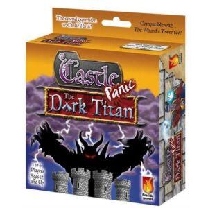 Castle Panic - The Dark Titan engl.