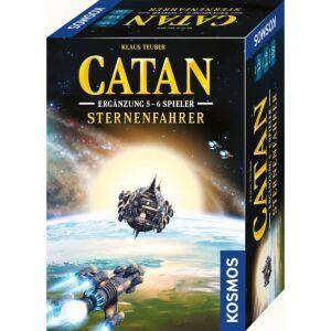 Catan - Sternenfahrer - Ergänzung 5-6 deutsch