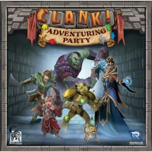 Clank! Adventuring Party Arriving engl.
