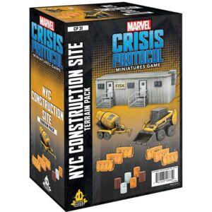 Crisis Protocol: NYC Construction Site Terrain