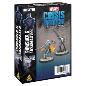 Crisis Protocol: Punisher and Taskmaster