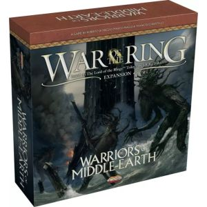 War of the Ring - Warriors of Middle Earth engl.