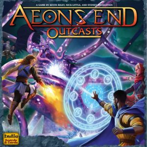 Aeons End: Outcasts engl.