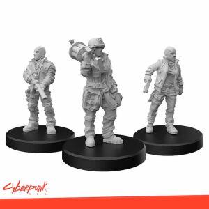 Cyberpunk Red - Combat Zoners Heavies