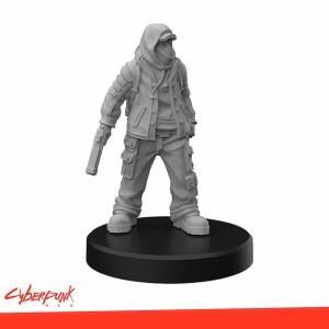 Cyberpunk Red - Combat Zoners Punks