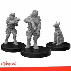 Cyberpunk Red - Lawmen Enforcers