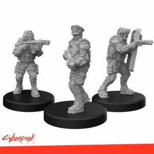Cyberpunk Red - Lawmen A Command