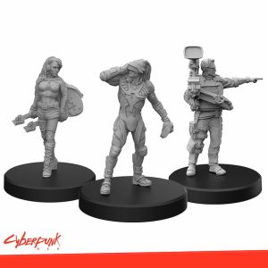 Cyberpunk Red - Edgerunners C
