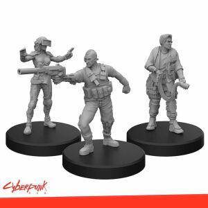 Cyberpunk Red - Edgerunners A