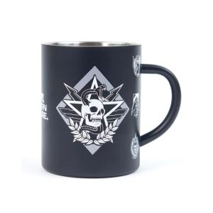 Official COD Modern Warfare Factions Steel Mug Tasse