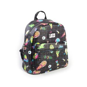 Rick and Morty - All Over Sublimation Ladies Backpack...