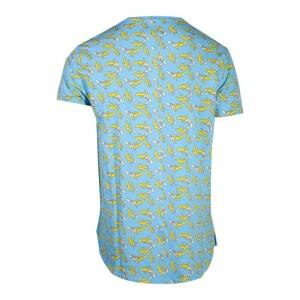 Rick and Morty - Banana AOP T-Shirt