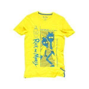 Rick and Morty - Crazy Crap T-shirt