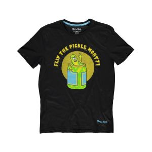 Rick and Morty - Flip The Pickle T-shirt