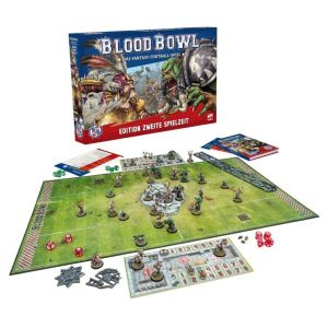Blood Bowl Zweite Spielzeit