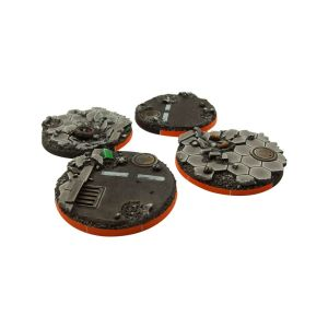 Urban Fight Arc Bases, Round 55mm (1)