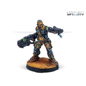 Monstruckers (Submachine Gun)