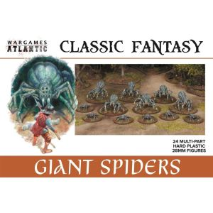 Death Fields - Giant Spiders (24)