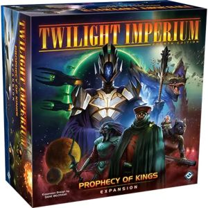 Twilight Imperium: Prophecy of Kings Expansion engl.