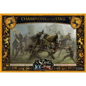 Baratheon Champions of the Stag engl.