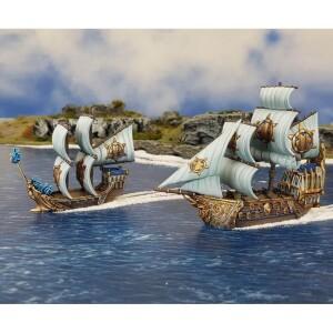Basilean Starter Fleet