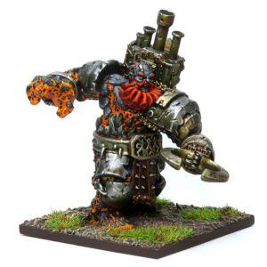 Abyssal Dwarf Support Pack: Infernox