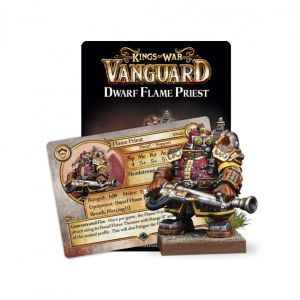 Dwarf Support Pack: Flame Priest