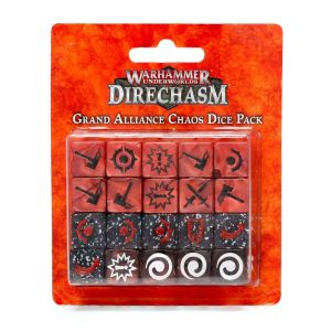 Grand Alliance Chaos Dice Pack