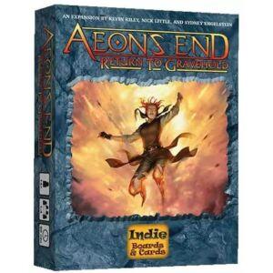 Aeons End Return to Gravehold engl.