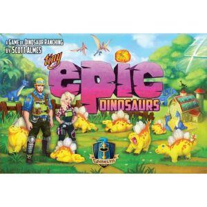 Tiny Epic Dinosaurs engl.