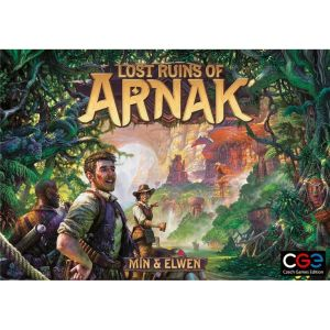 Lost Ruins of Arnak engl.