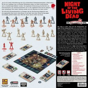 Zombicide: Night of the Living Dead dt.