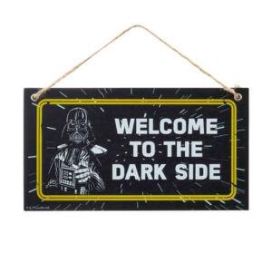 Door Hanger Darth Vader - Welcome to the dark side
