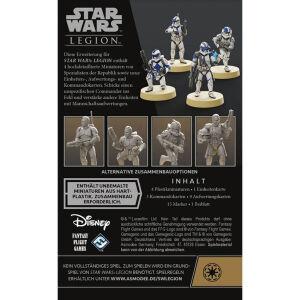 Star Wars: Legion - Spezialisten der Republik