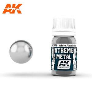 Xtreme Metal White Aluminium