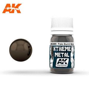 Xtreme Metal Pale Burnt Metal